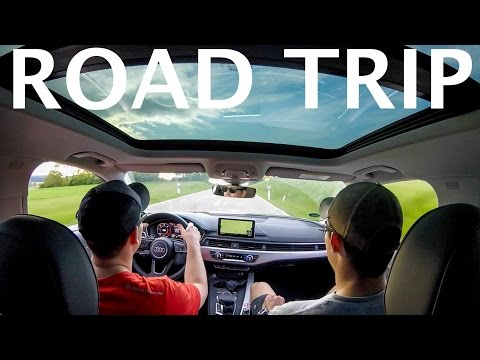 Road Trip to Austria and Switzerland from Germany!