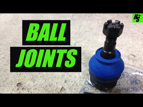 How To Replace Subaru Ball Joints