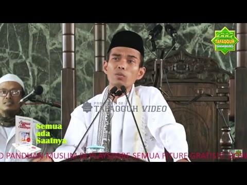Dzikir Menjauhkan Diri dari Neraka (Masjid Sunda Kelapa, 2.2.2018) - Ustadz Abdul Somad, Lc., MA