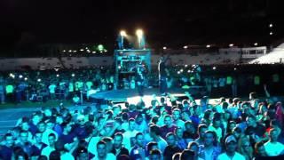 Koncerti i Unikkatilit Kobra f.t DMC Babloku