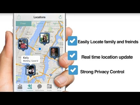 Family Locator & Safety App