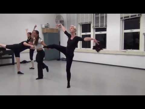 Choreography Rehearsal Lais Pedroso