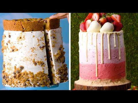 3 Cakes So Over The Top, They're Straight Out of Your Wildest Dreams   Amazing Cakes by So Yummy