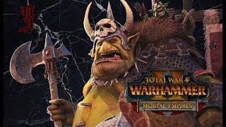 Warhrummer Total War 3(G) Spaczeń! Skażenie! Śmierć...
