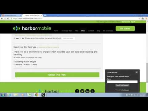 harbor-mobile-$30-unlimited-talk,-text,-web,-2.5-gb-4g-lte---t-mobile-network
