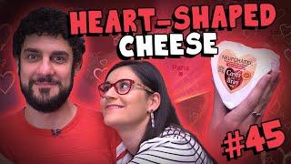 A Heart-Shaped Cheese!!! (Neufchâtel, Coeur de Bray) - #45