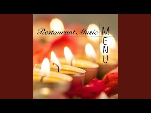 Restaurant Music Menu - Bossa Nova Music