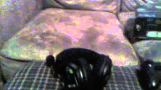 how to set up a turtle beach x12 to the xbox 360 with hdmi