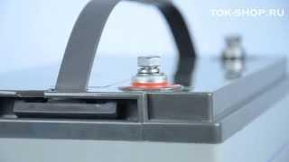 Leoch DJM 12100 - видео обзор AGM аккумулятора