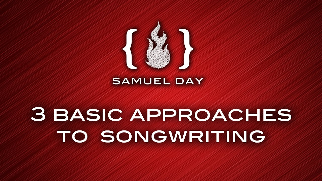 songwriting approaches to curriculum