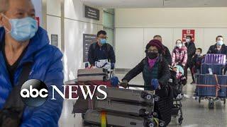 Death toll from coronavirus on the rise