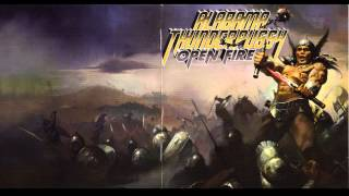 Alabama Thunderpussy Open Fire (FULL ALBUM) 2007