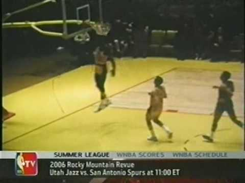 Pete Maravich in the 1972 Hawks-Lakers clip