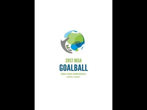 2017 IBSA Goalball World Youth Championships - Hall A