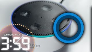 Amazon's Alexa and Microsoft's Cortana are friends now (The 3:59, Ep. 276)