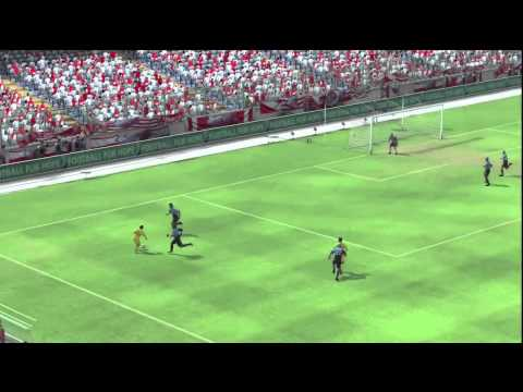 FIFA 10 - Davo Is SUPERB! The Perfect Pro Clubs Player. [HD]