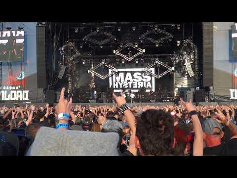 Mass Hysteria   Download Paris  17062018