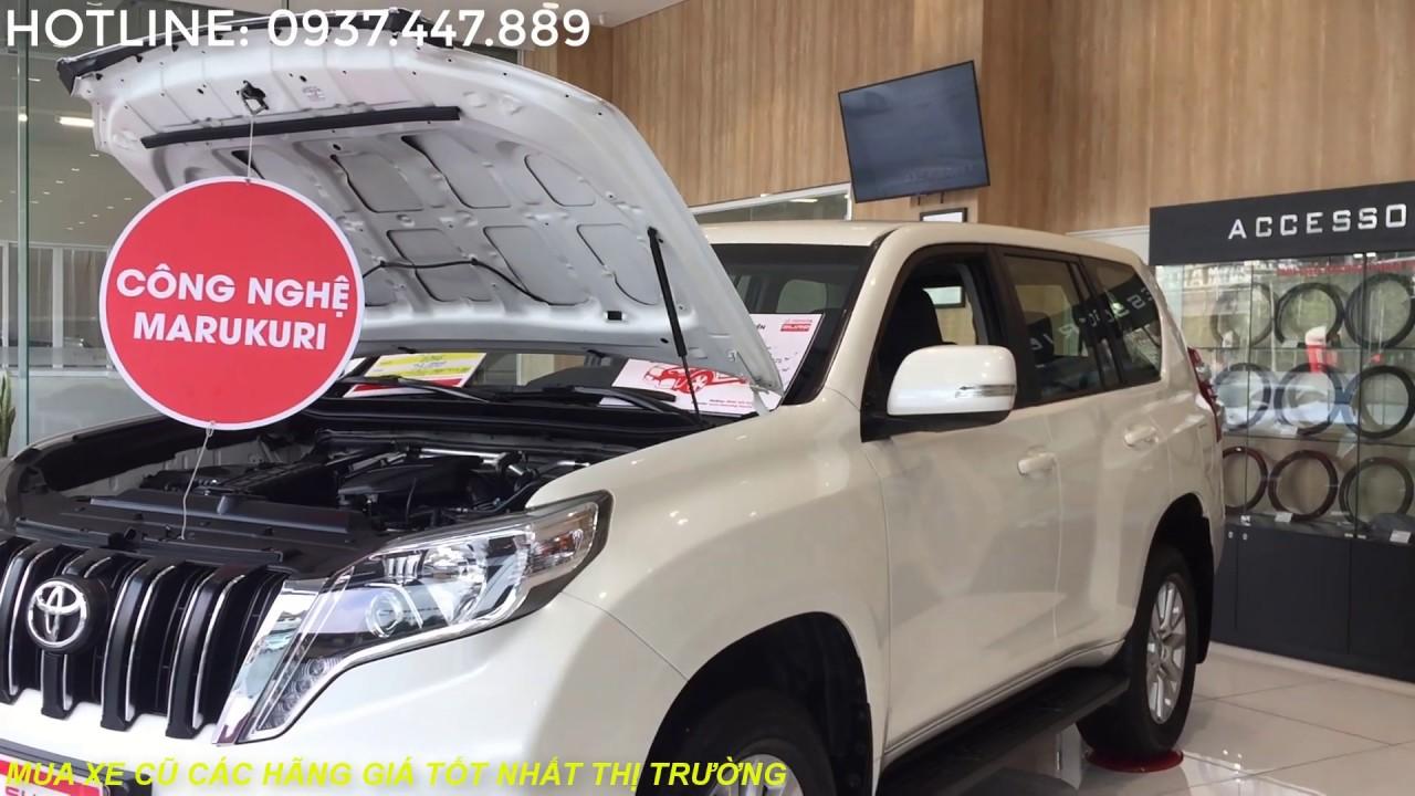 Bán xe Toyota Land Cruiser Prado TXL 2016 cũ giá tốt xe chất -ĐÃ BÁN