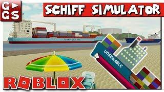 SCHIFF SIMULATOR III 🚢 ROBLOX Dynamic Ship Simulator