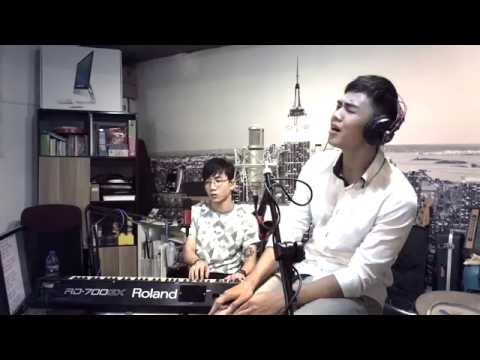 你愛我像誰 Cover By Brian Wong& Alvin Ng