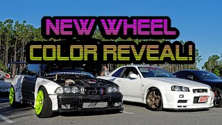 homepage tile video photo for MY 2JZ BMW E36 GETS THE BRIGHTEST WHEELS EVER!