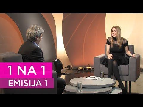 1 NA 1 - Emisija 1 - Milomir Marić