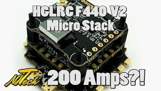 HGLRC F440 V2 Micro Stack | Part 1 | Review!