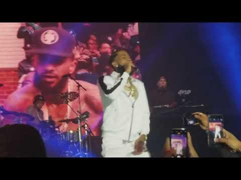 "Nipsey Hussle ""Rap Niggas"" (LIVE) 2/15/18 [Hollywood Palladium]"