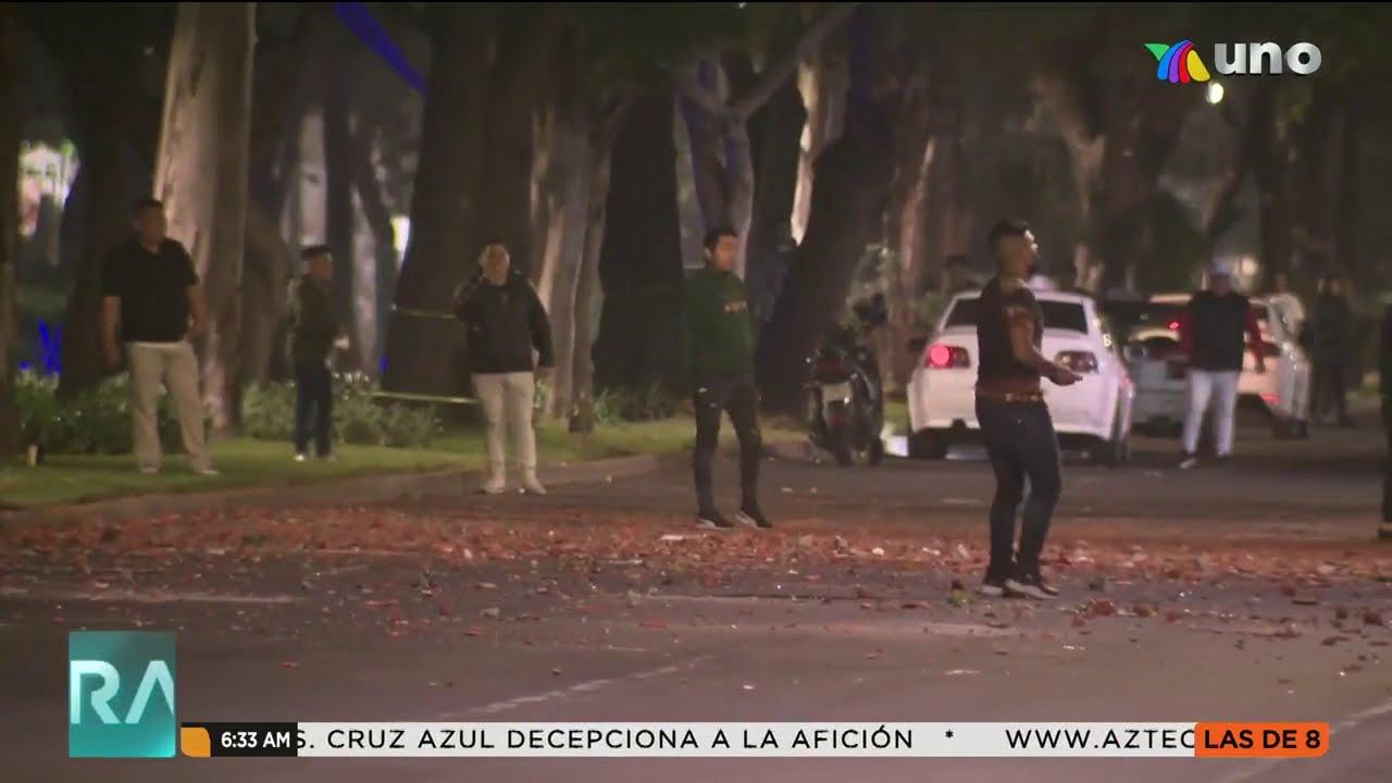 """Vecinos recuperan predio que sería ocupado por presuntos """"paracaidistas"""""""