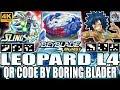 VICE LEOPARD L4 QR CODE EM 4K BEYBLADE BURST TURBO QR CODES mp3