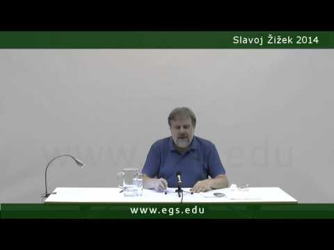 Slavoj Zizek. Object Petit a and Digital Civilization. 2014