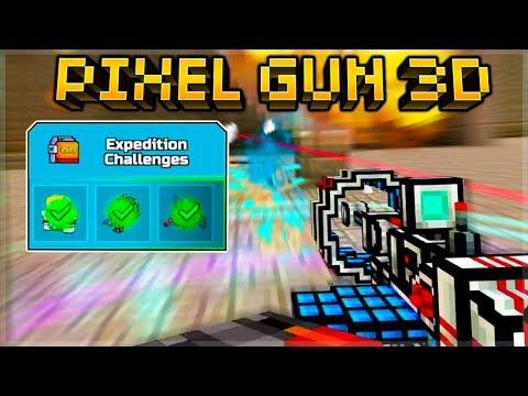 Pixel Gun 3D | F2P I COMPLETED! My FREE Battle Pass Season!