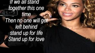 Download Lagu Destiny's Child Stand Up For Love With Lyrics mp3