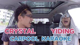 Gambar cover CRYSTAL & YIDING Carpool Karaoke