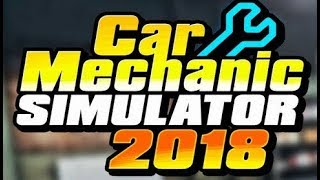 CMS 2018 | Car mechanic simulator 2018 Stuck in tutorial | Tutorial Help