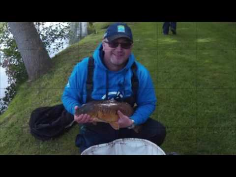 Match 4 Solhampton Fishery - Valley Pool