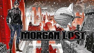 Morgan Lost - La svolta del fumetto italiano?