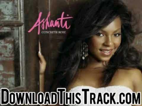 ashanti  Touch My Body  Concrete Rose JP bonus tracks
