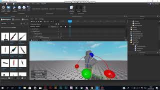 Roblox Scripting Tutorial | So erstellen Sie eine Animation für ein Tool auf roblox