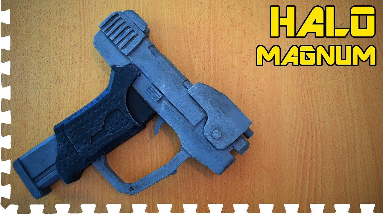 HALO COMBAT EVOLVED : Magnum - Cosplay Prop