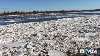 Муром. Лёд тронулся.