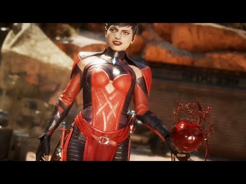 MORTAL KOMBAT 11 - All Characters Gameplay, Story, Moves So Far 2019 (PS4, XBOX ONE, PC)