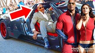 Dwayne 'The Rock' Johnson ऐसे उड़ाते है अपनी अरबों की दौलत | How Dwayne Johnson spends his Millions