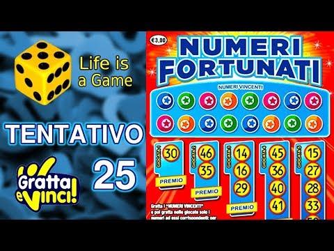 Numeri fortunati vincenti