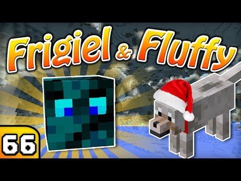 FRIGIEL & FLUFFY : LES GROTTES GELÉES | Minecraft - S4 Ep.66