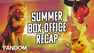 2019 Summer Box Office Recap | Charting with Dan!