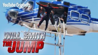 Will Smith Bungee Jumps Out of a Helicopter! thumbnail