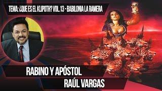 QUE ES EL KLIPOTH VOL.13 - BABILONIA LA RAMERA
