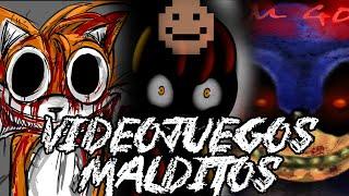 TOP: 7 VIDEOJUEGOS MALDITOS