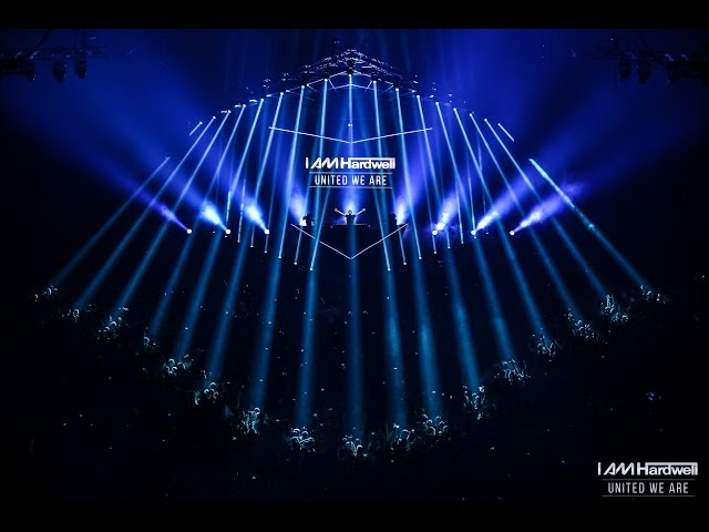Hardwell - I AM HARDWELL #UnitedWeAre 2015 Live at Ziggo Dome (Official After Movie)